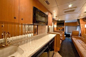 12 bunk tour bus for sale